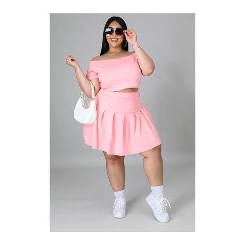 Pretty In Pink Baby Doll Mini