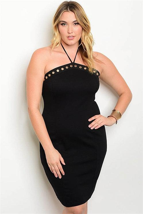 Seductive Little Black Dress