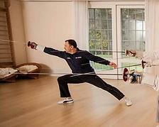 olympic fencing club coach avon class connecticut farmington hartford