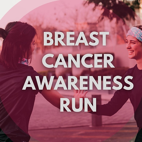 Breast Cancer Awareness Run 2021