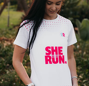 She Run Shirt