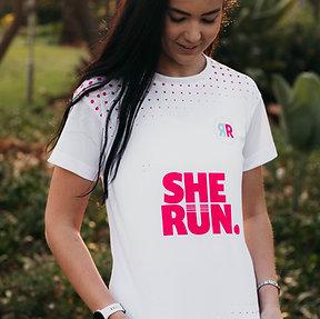 She Run Shirt