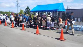 第3回オホーツク韃靼そば祭り開催