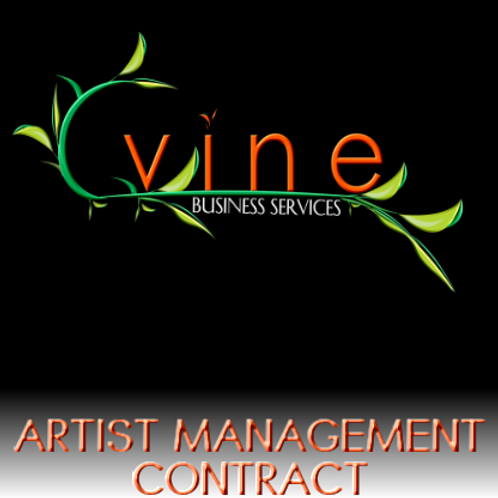 Artists' Management Contract