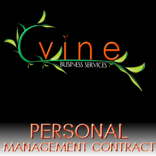 Personal Management Contract
