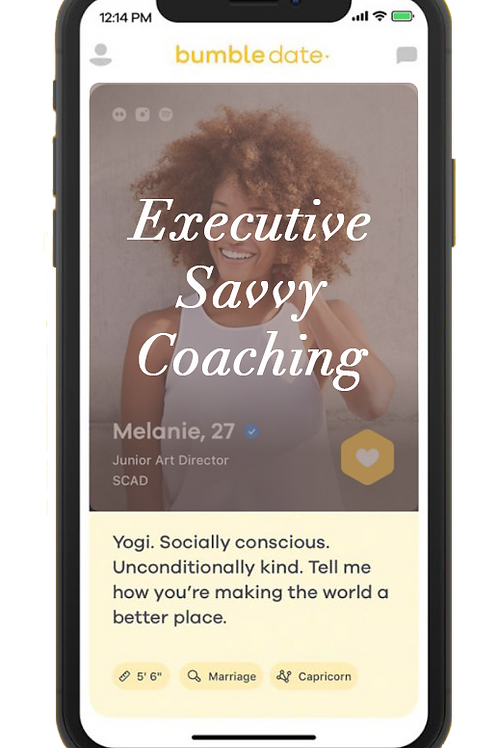 Executive Savvy Coaching