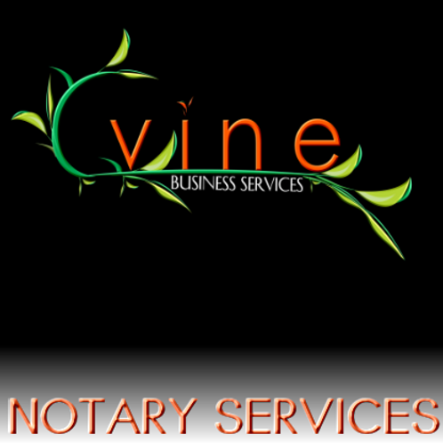 Notary Services (On Site Only)