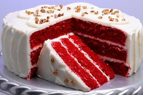 Verglo's Signature Red Velvet Cake