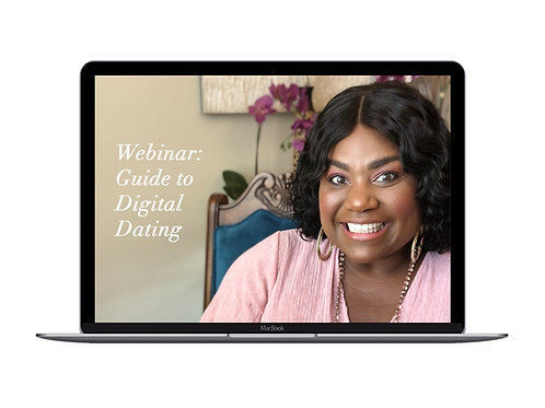 Webinar: Smart Girl's Guide to Digital Dating During a Pandemic