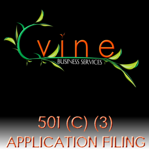 501(c)(3) Application Filing