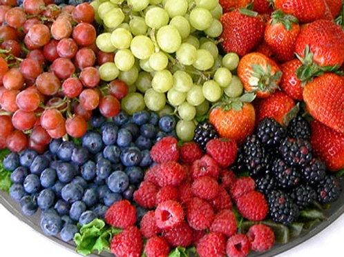 Fresh Fruit Tray with Dip`
