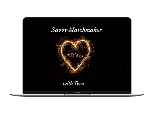 Savvy Matchmaker (Introductory Rate)