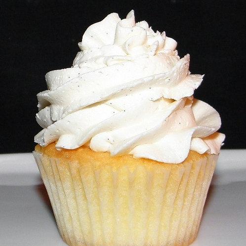 Verglo's Vanilla Cupcakes