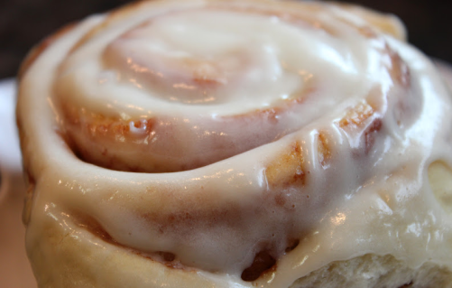 Signature Cinnamon Roll
