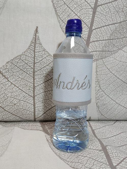Brazalete de botellas para niños personalizado-Identificador de Botellas-ANDRES
