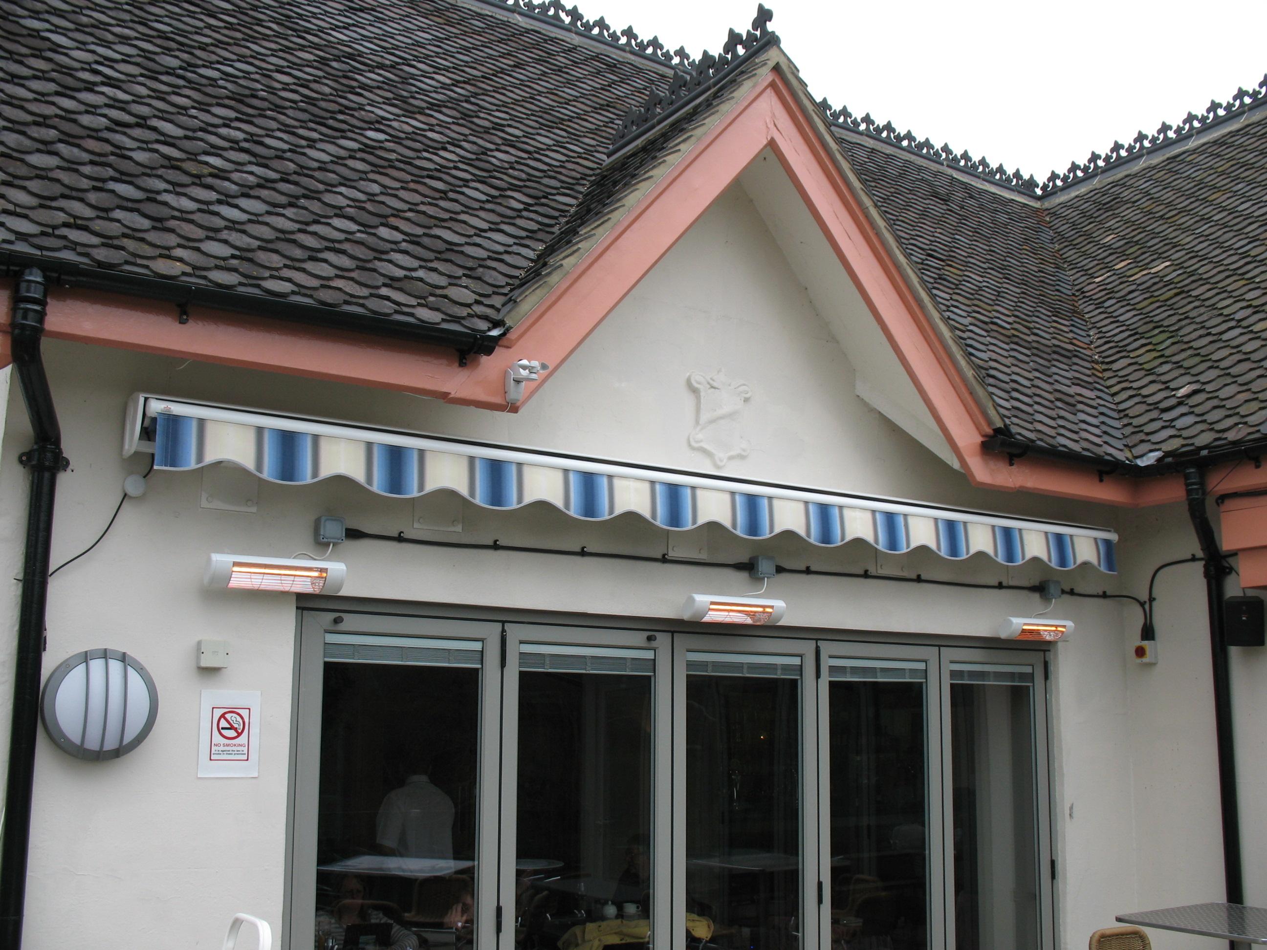 Calentadores-infrarrojos-pared