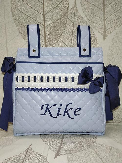Bolso (Talega) para carro de bebé personalizado-MODELO KIKE