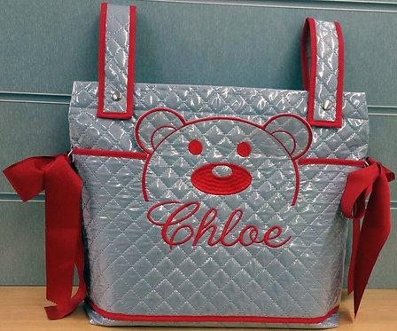 Bolso cochecito bebé personalizado-MODELO CHLOE