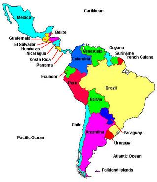Estufas de infrarrojos en América Latina