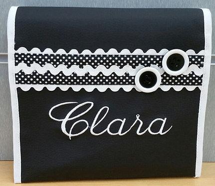 Cambiador Portátil plegable de Bolso Personalizado para bebé-MODELO CLARA