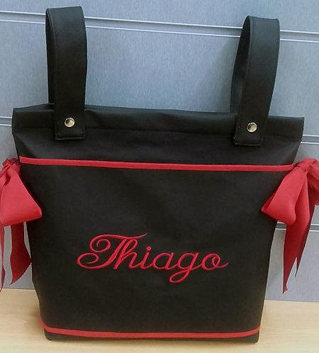 Bolso cochecito bebé personalizado-MODELO THIAGO