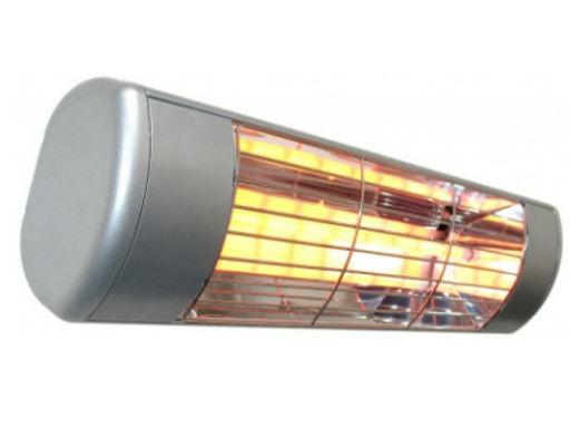Calefactor-con-lampara-infrarroja-para-exteriores-terrazas-jardines. Estufa-infrarroja-económica