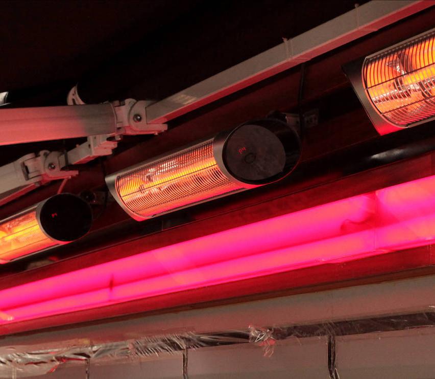 Veito Blade s2500 -calefactor infrarrojo veito carbono 3