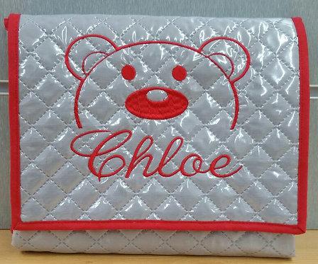 Cambiador Portátil plegable de Bolso Personalizado para bebé-MODELO CHLOE