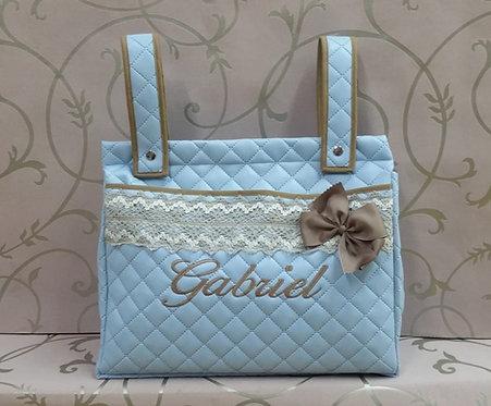 Bolso (panera) para carrito de bebé personalizado-MODELO GABRIEL