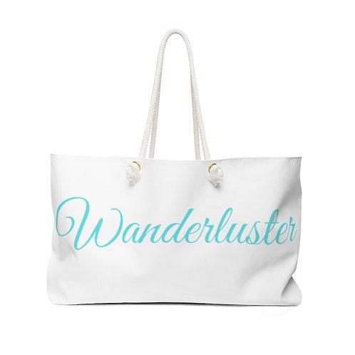 Weekender Bag - Wanderlust & Globe