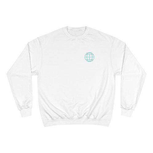 Champion Sweatshirt - Small Globe