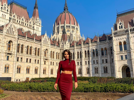 Layover Series - Budapest