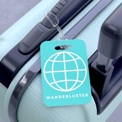 Luggage Tag - Wanderluster