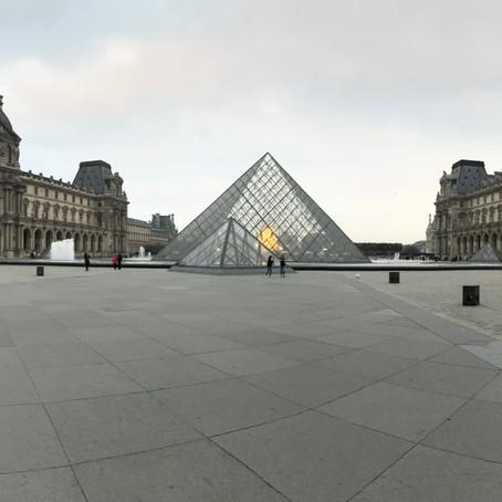 Paris: The Louvre (day 2)