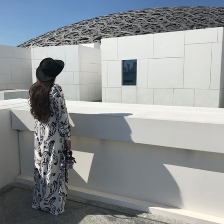 The Louvre - Abu Dhabi Edition + Portrait Modeling