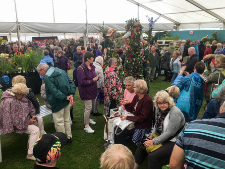 Tatton Flower Show 2017