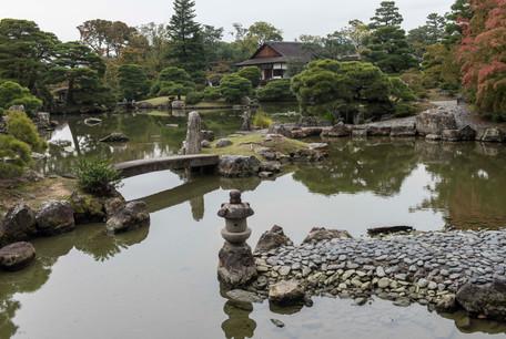 Katsura Rikyiu Imperial Villa & Garden,