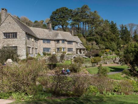 Gartenreise nach Devon
