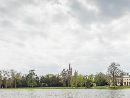 Besuch im Gartenreich Wörlitz
