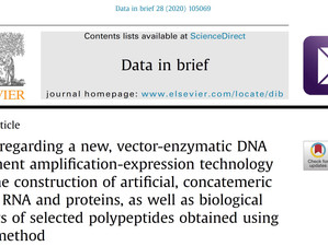New publication in Data in Brief international journal