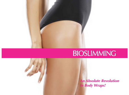 Hot and Cold Thermal effect of Bioslimming Bodywraps