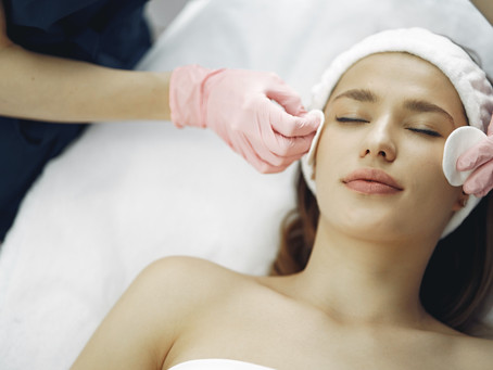 ARE LICENSED ACUPUNCTURISTS DOING SKIN CARE TREATMENTS ?