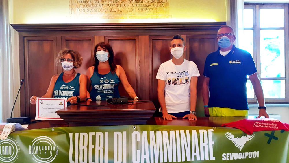 Liberi di Camminare - Comune di Monterosi (VT)