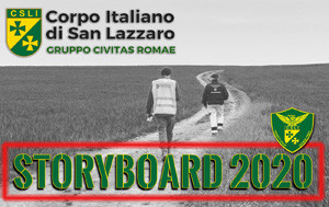 USCITO IL VIDEO STORYBOARD 2020