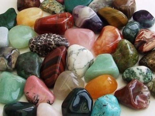Polished stones for heuristic play in the early years, a great educational resource for exploring our natural world