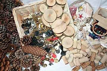 The Wonder of 'Loose Parts' Play
