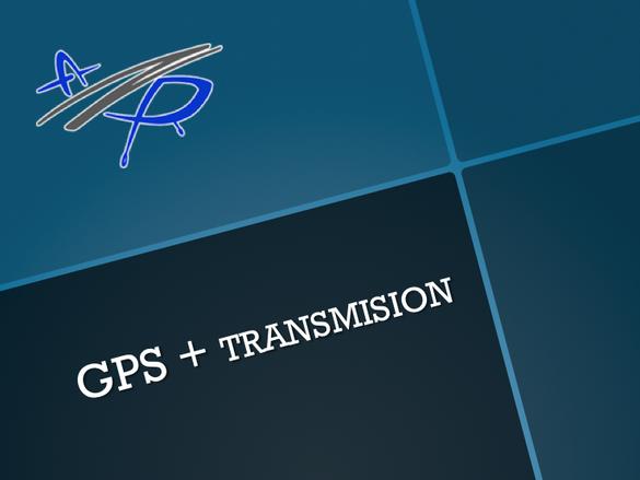 GPS + TRANSMISION