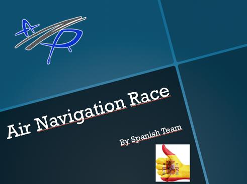 AIR NAVIGATION RACE-