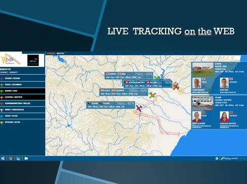 LIVE TRACKING ON THE WEB