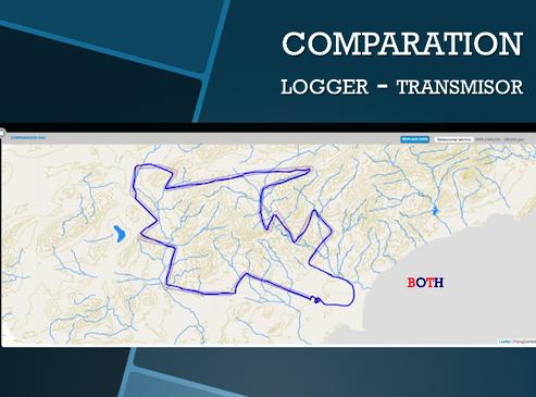 COMPARATION LOGER - TRANSMISION
